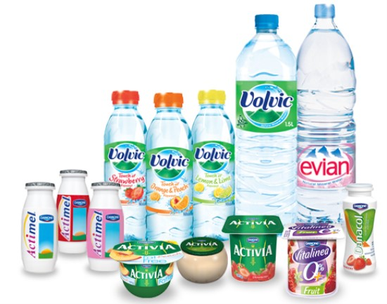 nestlé danone and the bottled water sector Danone invests in firm selling bottled water from ocean floor nestlé pays $200 a year to bottle water near the world's third-biggest bottled water.