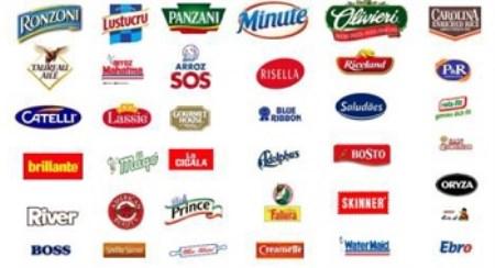 inversión en marcas de Ebro Foods