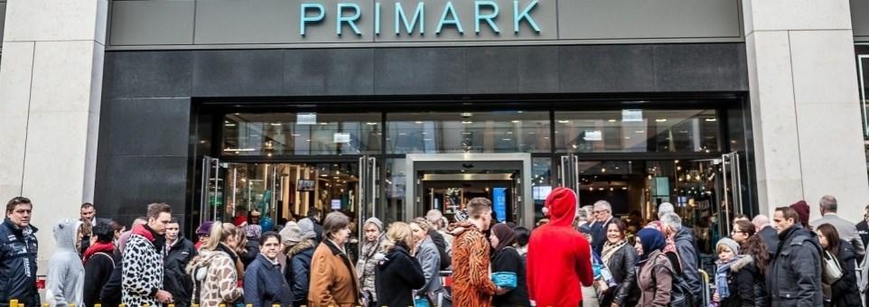 primark, resultados y apertura en Holanda y Estados Unidos