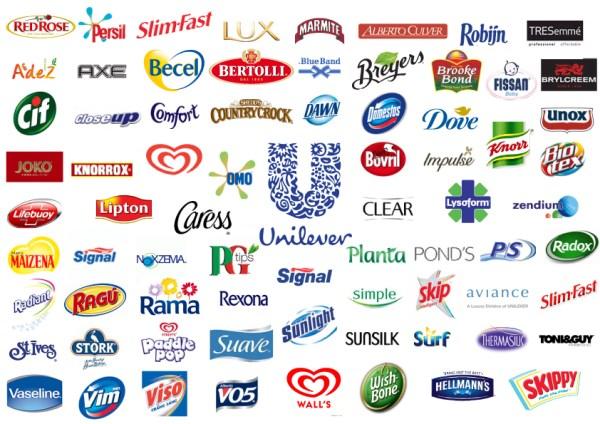 invertir en bolsa e las marcas de Unilever