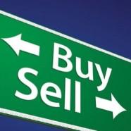 Vender acciones y las jornadas marcadas por las ventas