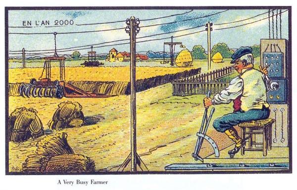 granjas en el futuro