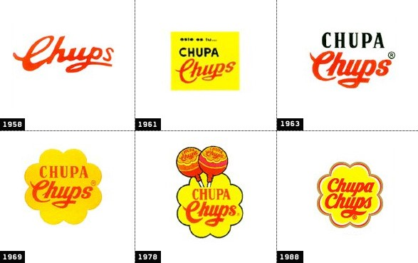 Chupa Chups: logos historia y Salvador Dalí