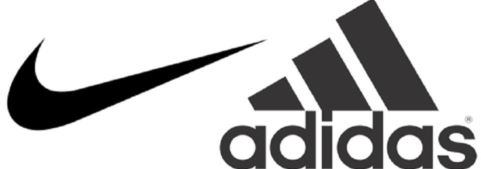 adidas-nike-logos