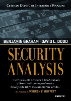 libro security analysis comprar