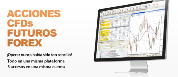 En 2015 el broker online clicktrade permite operar en bolsa con acciones, cfds, futuros y se espera que siga siendo así en 2016 y 2017