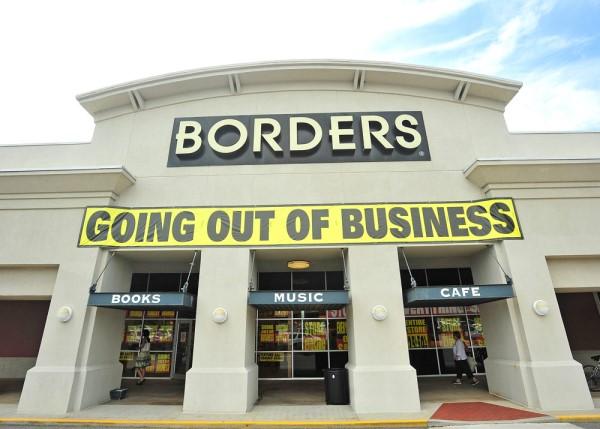 tiendas y librerias que cierran