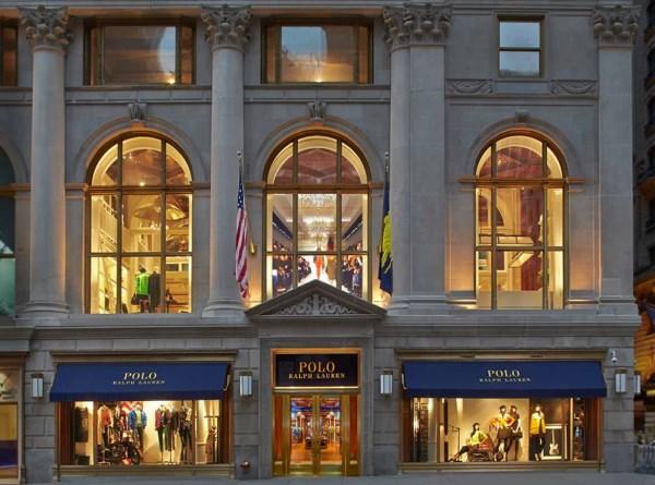 flagship store de Polo Ralph Lauren en Nueva York