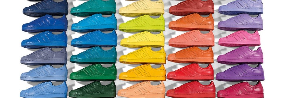 adidas supercolor superstar pharrell williams