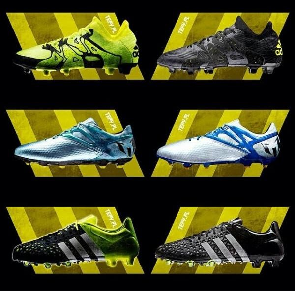 adidas ace chaos y messi 2015 2016