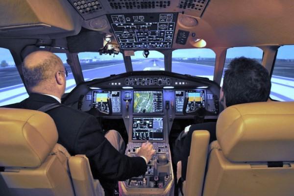 flightsafey la inversión de un simulador de vuelo
