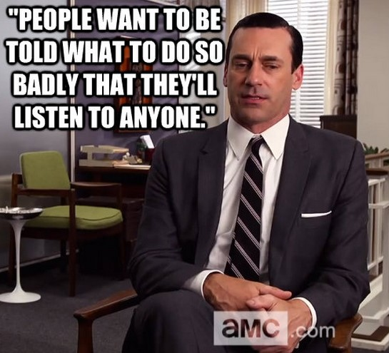 frase Don Draper Mad Men