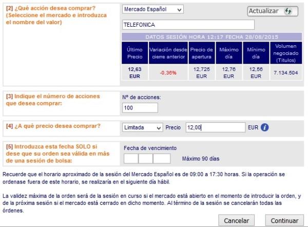 invertir en Bolsa en 2015, 2016, 2017 y 2018 en España, Veneuela, México, Argentina, Perú, Chile y Colombia