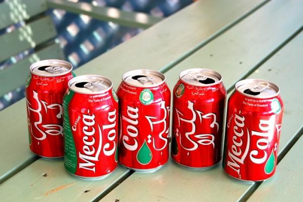 mecca-cola refresco