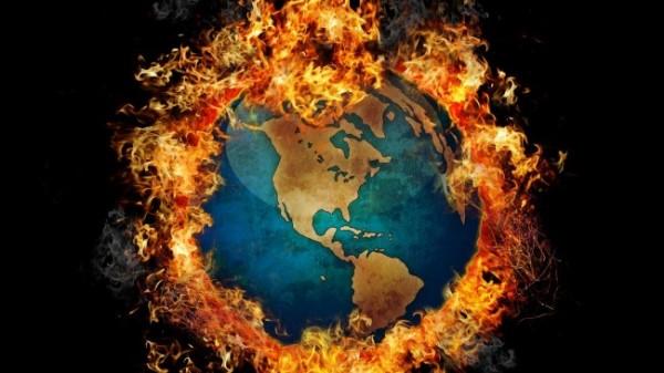 noticias catastróficas sobre el fin del mundo