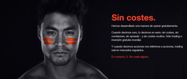 en 2016 y 2017 DeZiro no tendrá comisiones en España, México, Argentina, etc.